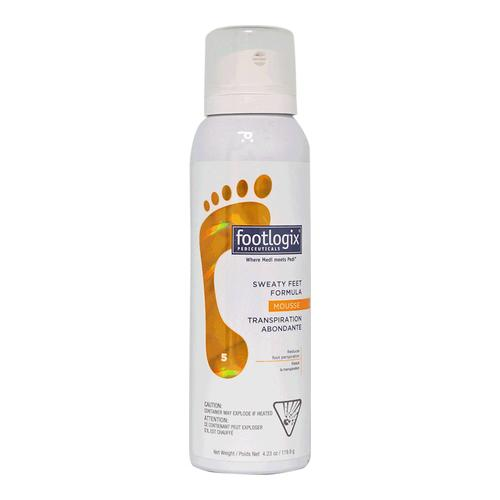 Footlogix - #5 Sweaty Feet - Totally Refreshed Steam and Spa