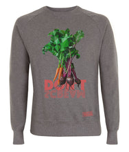 Prototype Vegan sweatshirt - Veggies Don't Scream - Unisex Dark Heather