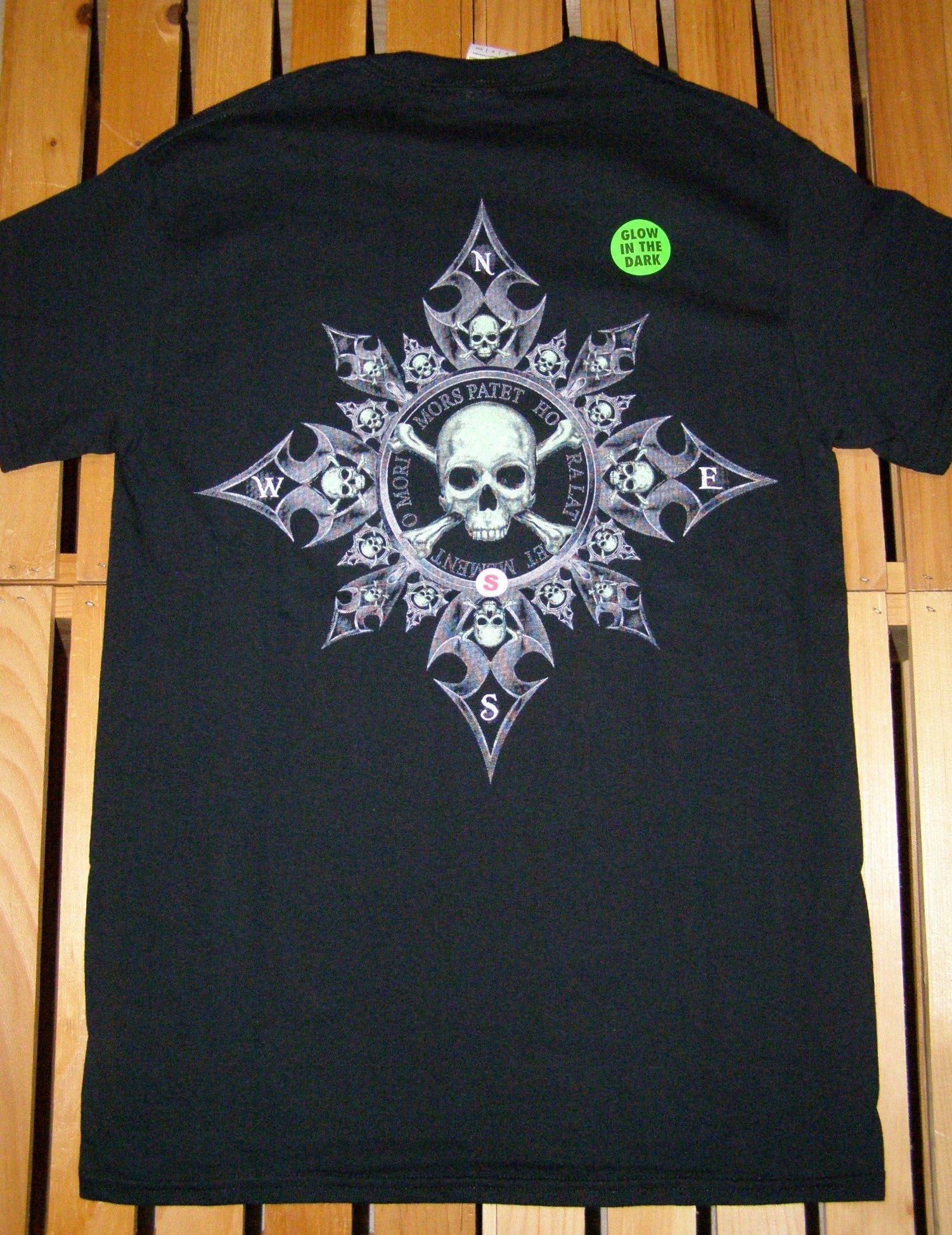 Pirate T-Shirt - Pirate Compass