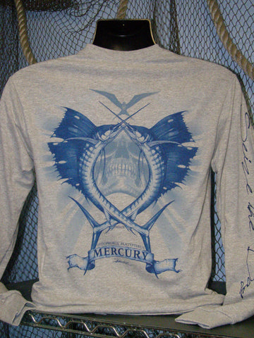 T-Shirt - Mercury Sailfish LS