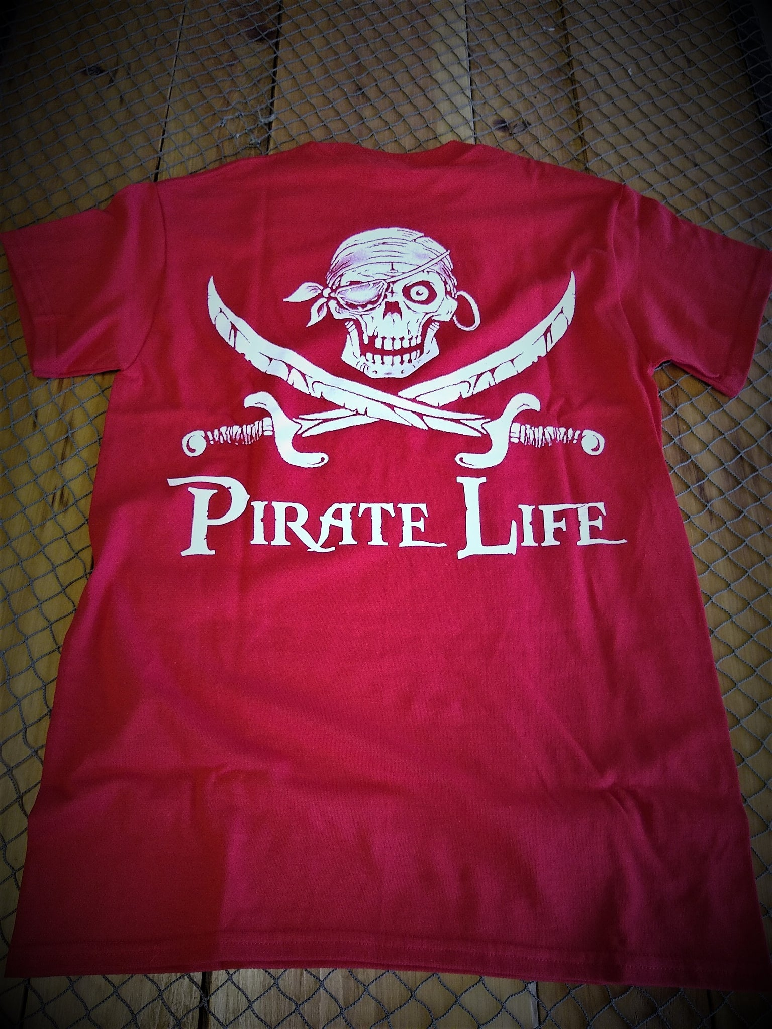 Pirate T-Shirt - Pirate Life