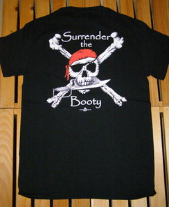 Pirate T-Shirt - Surrender the Booty