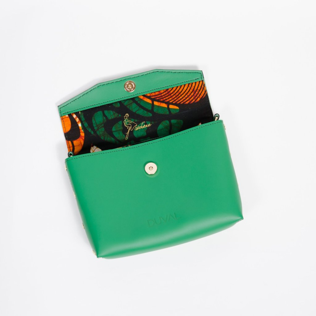 Msichana:Meraki Cross Body x Duval Green,Butterfly (pictured)