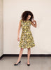 Msichana:Bourbon Dress -,2 / yellow gold