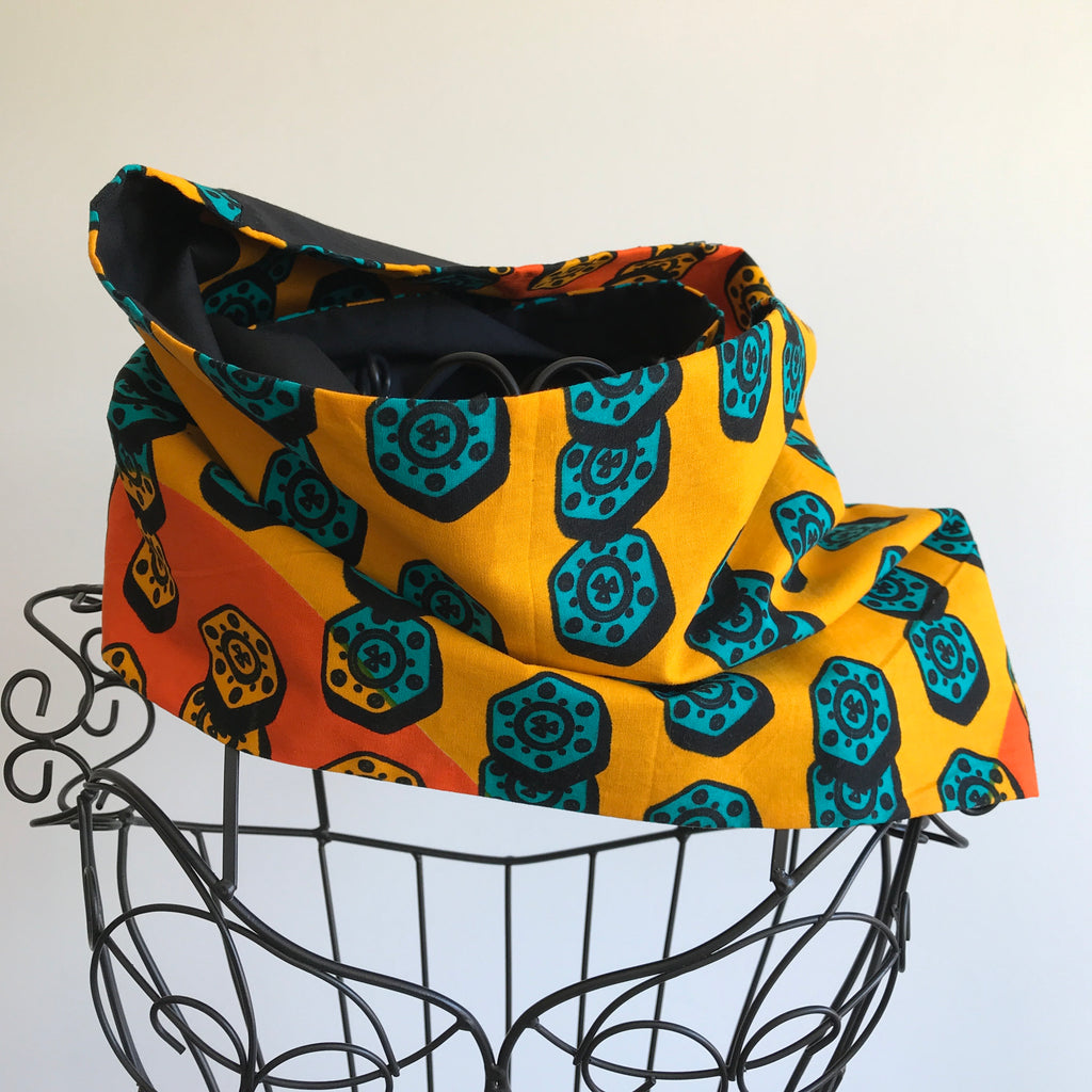 Msichana:Infinity scarf / Nursing cover,Lugnut / Black
