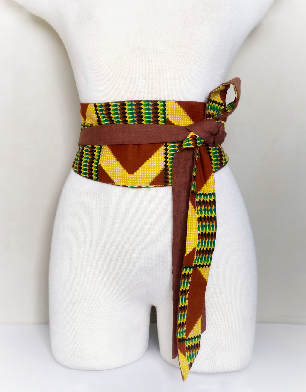 Habesha Reversible Wrap Belt