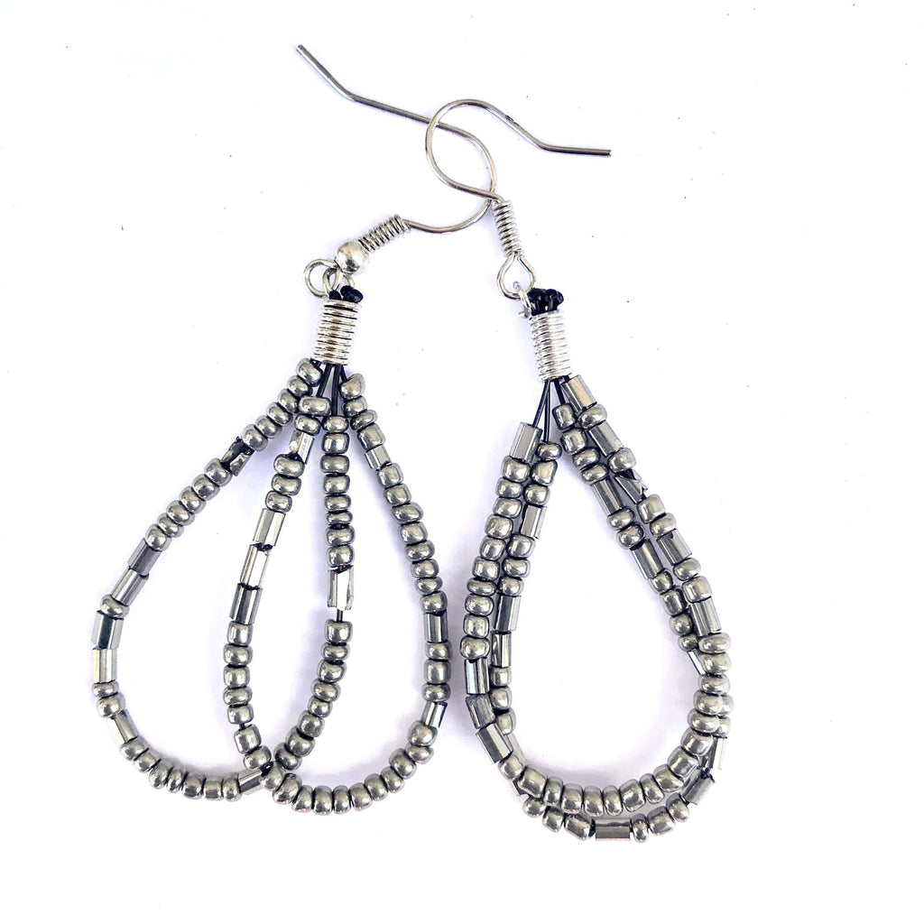 Msichana:Bead earrings,Droplet