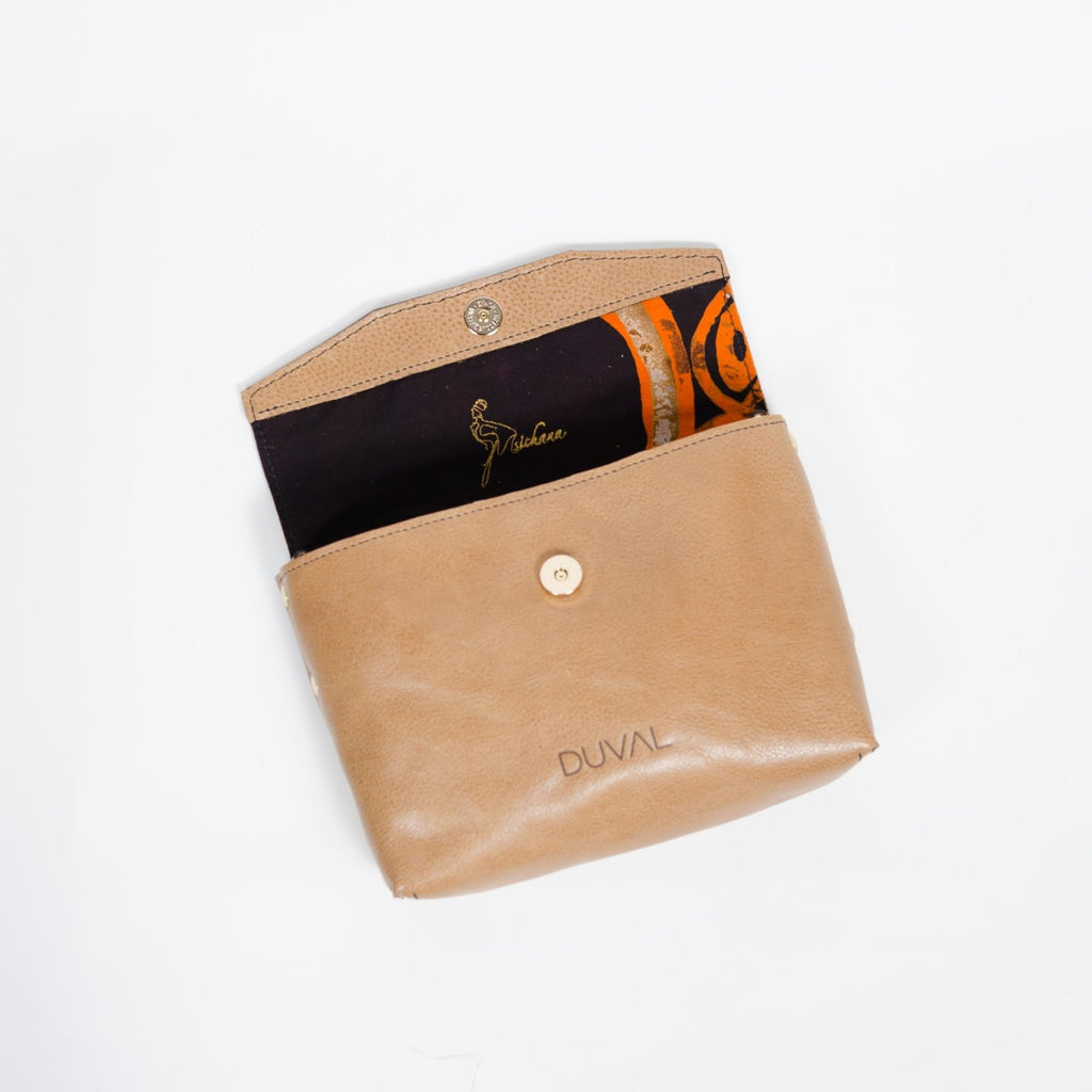 Msichana:Meraki Cross Body x Duval Beige,Sahara Sunset
