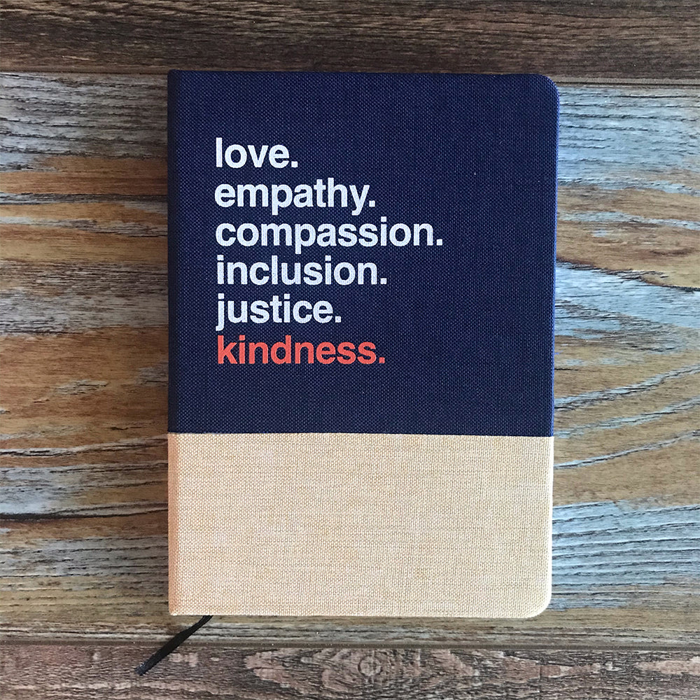 'Kindness Is' Notebook