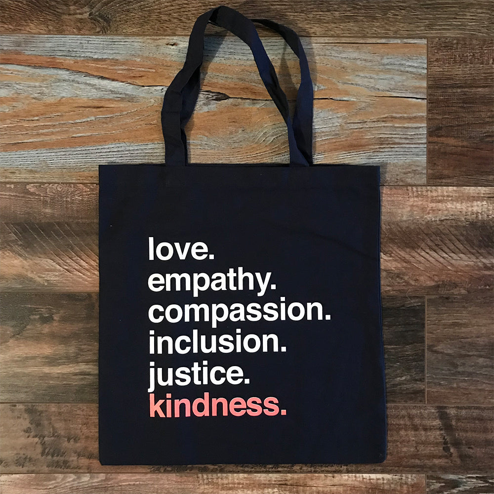 'Kindness Is' Lightweight Tote