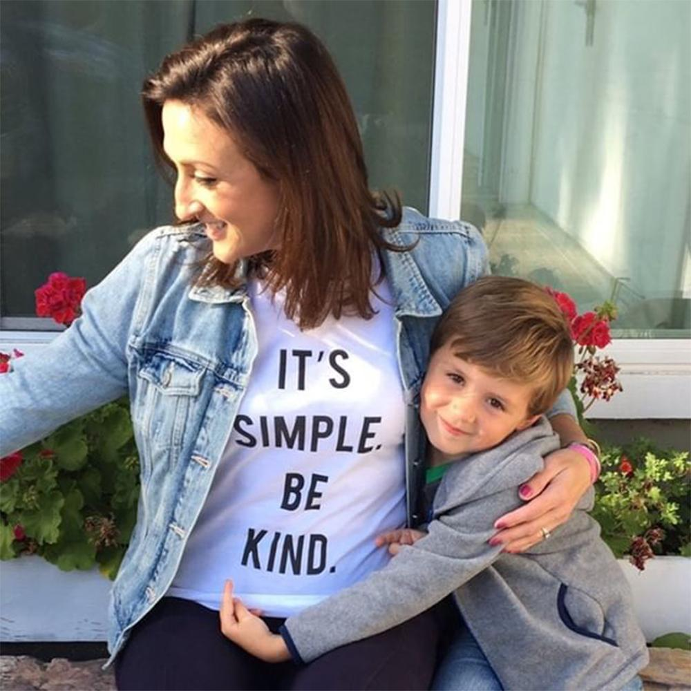 Shirts - 'It's Simple' Ladies Tee