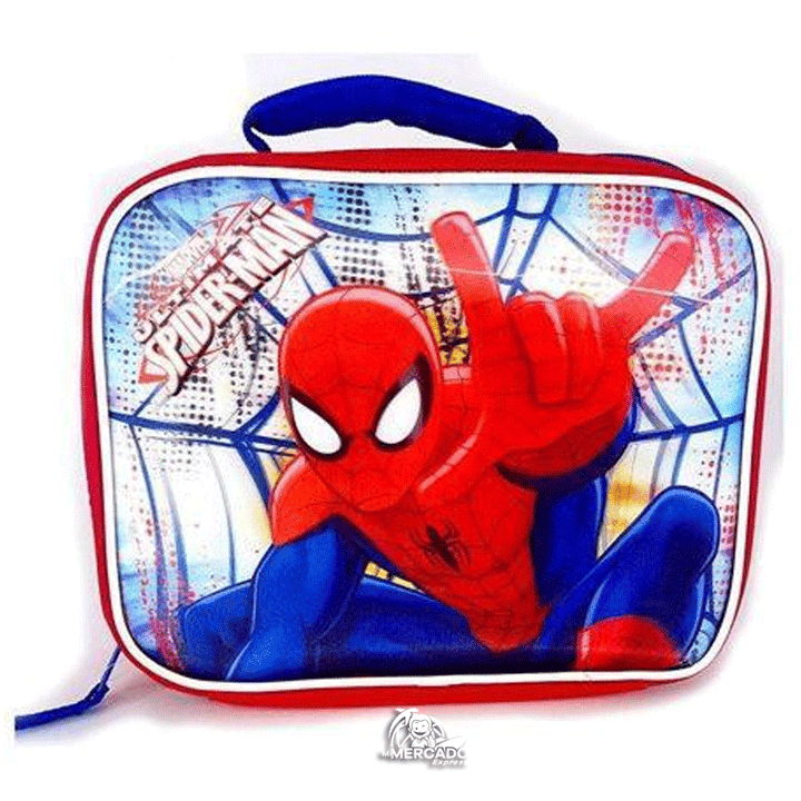 LONCHERA DE SPIDERMAN
