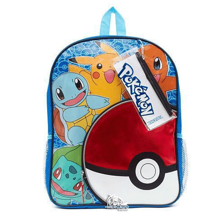 MORRAL DE POKEMON
