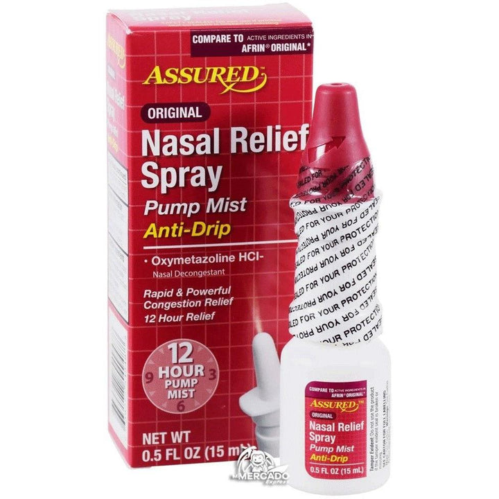 SPRAY ALIVIO NASAL, 0.5-oz / (15 mL)