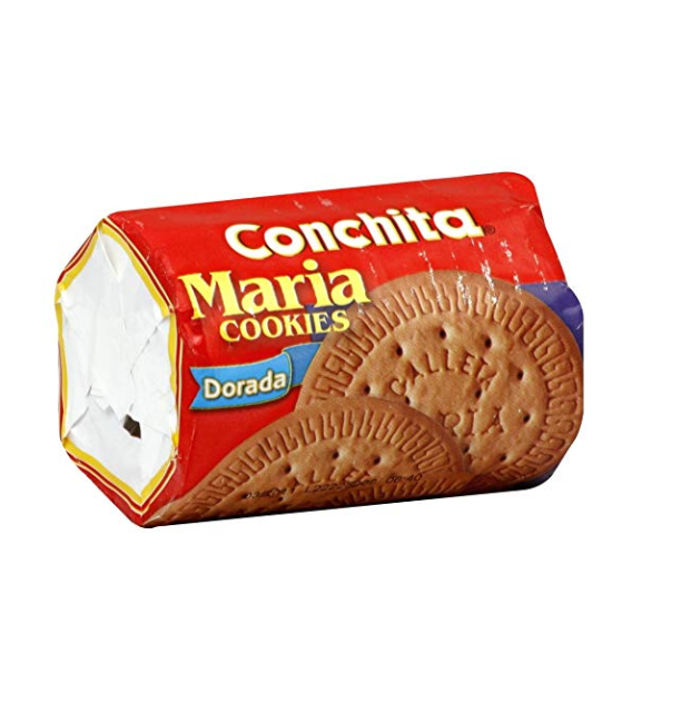 GALLETAS MARIA CONCHITA, 3.53-Oz/(100gr)