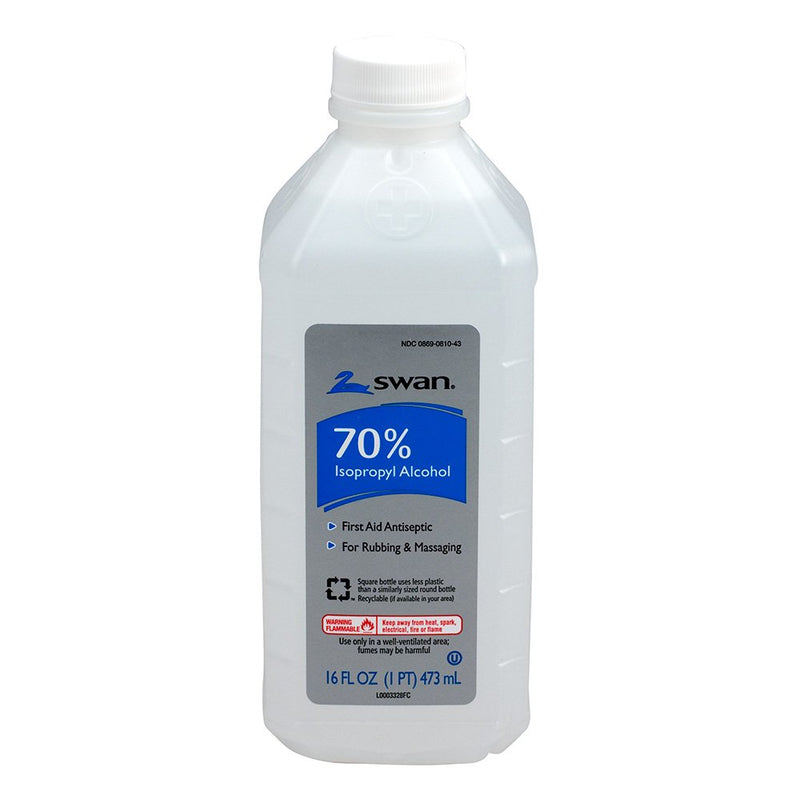 ALCOHOL ISOPROPILICO 70%, 16-Oz/473 mL)
