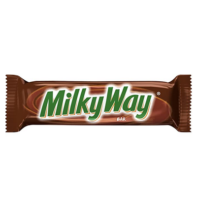 BARRA DE CHOCOLATE MILKYWAY, 1.84-Oz/(52.2g)