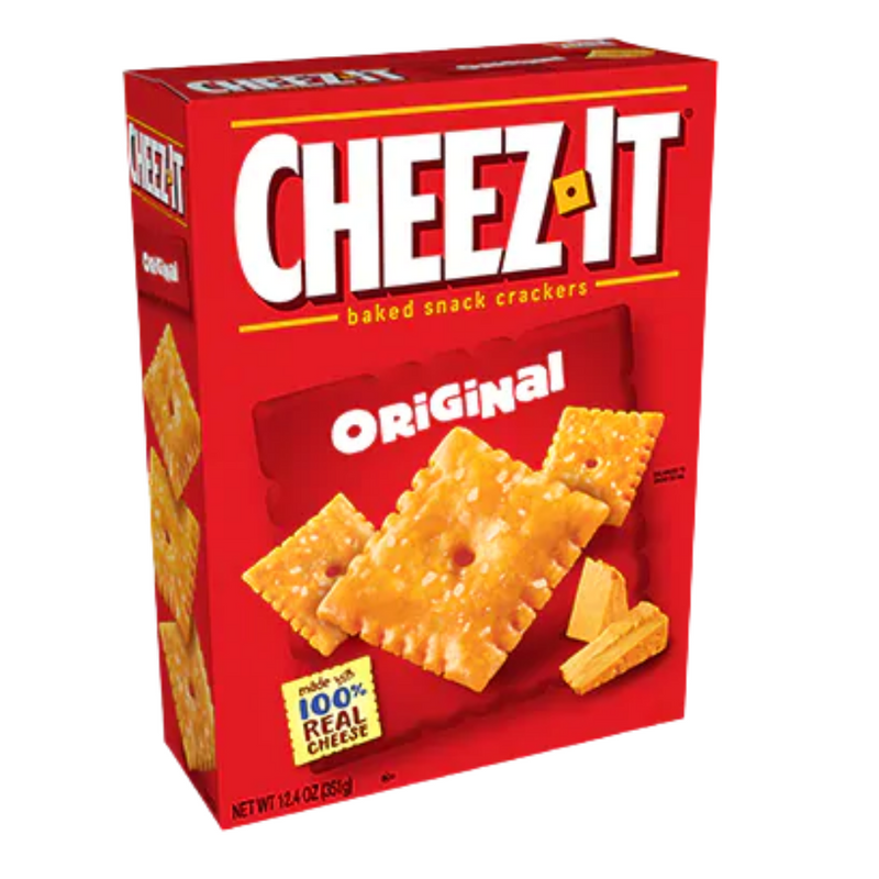 GALLETAS CHEEZ-IT, 4.6-Oz/(127g)