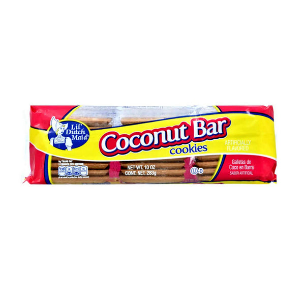 GALLETAS DE COCO, 10-oz / (283 g)