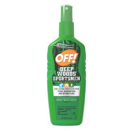 JOHNSON LIMPIEZA REPELENTE DE MOSQUITO OFF, 6-oz / (177 ml) *Pre-Order