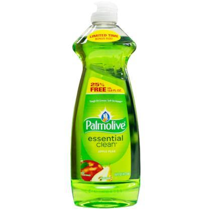 LAVAPLATOS CON FRAGANCIA DE MANZANA, 16-oz / (473 mL)