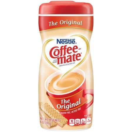 NESTLE ALIMENTO CAFE, COFFEE-MATE ORIGINAL DE NESTLE, 6-oz / (170 g) *Pre-Order