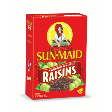 PASAS SUN-MAID, 12-oz / (340 g)