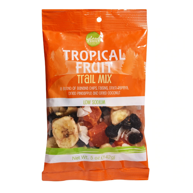 TROPICAL FRUIT BLEND, 5-OZ/(142g)
