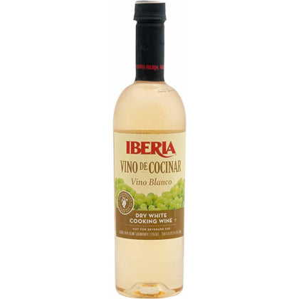 VINO BLANCO DE COCINAR (750 ml)
