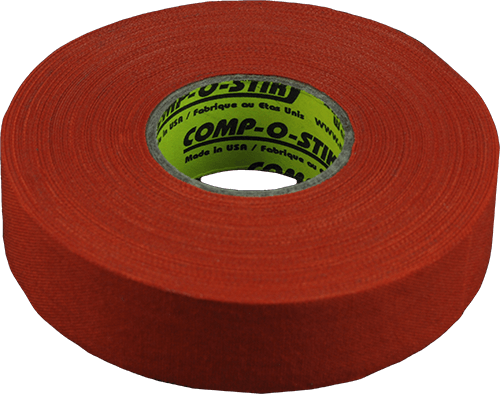 3 PACK OF CLOTH TAPE RED