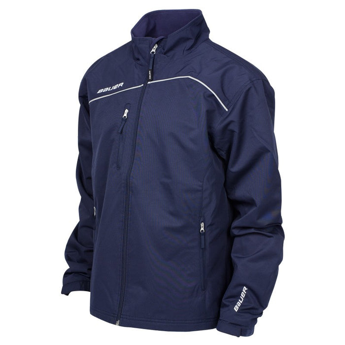 JACKET BAUER LITE WARM UP NAVY YOUTH