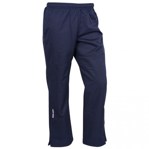 PANTS BAUER LITE WARM UP NAVY SENIOR