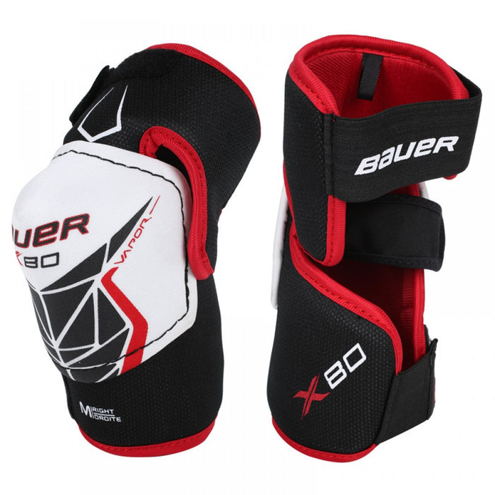 ELBOW PADS, BAUER, VAPOR X80, SENIOR SMALL