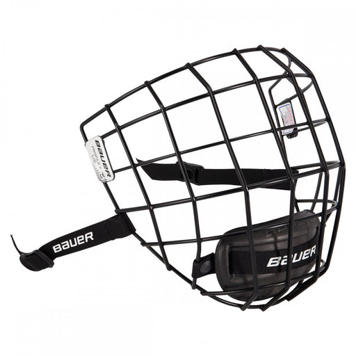 Facemask Bauer Profile 2 Black Medium