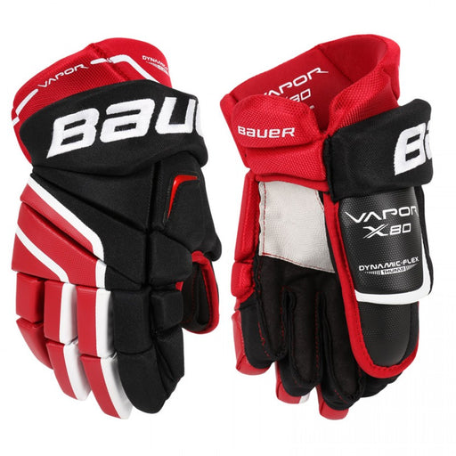 GLOVES BAUER VAPOR X80 JUNIOR