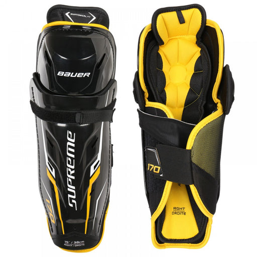 SHIN GUARDS BAUER SUPREME 170 JUNIOR