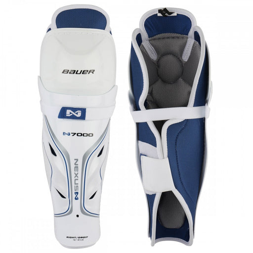 SHIN GUARDS BAUER NEXUS 7000 SENIOR 14""