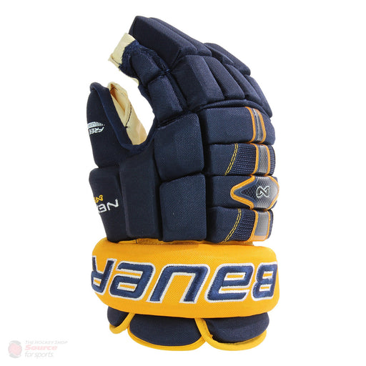 GLOVES SENIOR NEXUS 9000 NAVY/GOLD 13""