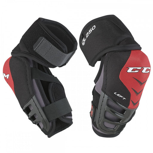 ELBOW PADS, CCM, QLT 250, SENIOR MEDIUM