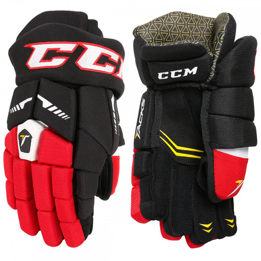 GLOVES CCM 4052 SENIOR BLACK