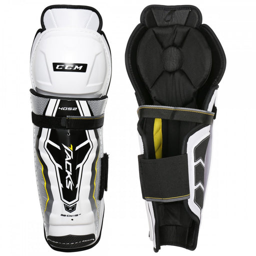 SHIN GUARDS CCM 4052 JUNIOR