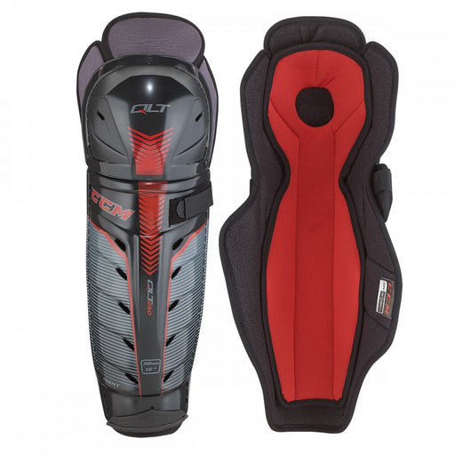 SHIN GUARDS CCM QLT 250 JUNIOR