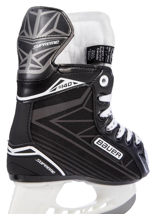 Bauer Supreme S140 Youth Ice Hockey Skates 10R