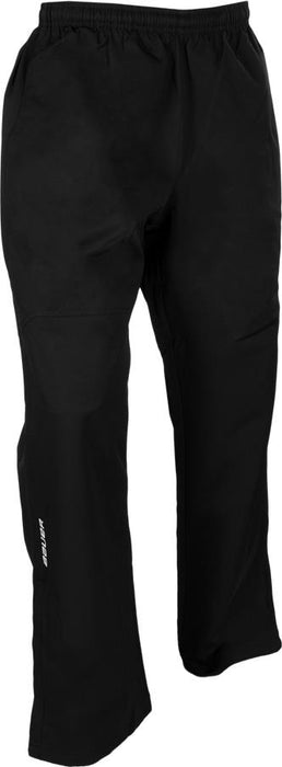 PANTS BAUER LITE WARM UP BLACK YOUTH
