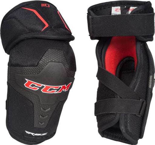 ELBOW PADS, CCM, RBZ 110, SENIOR LARGE
