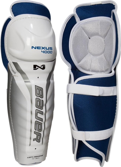 SHIN GUARDS BAUER NEXUS 4000 JUNIOR