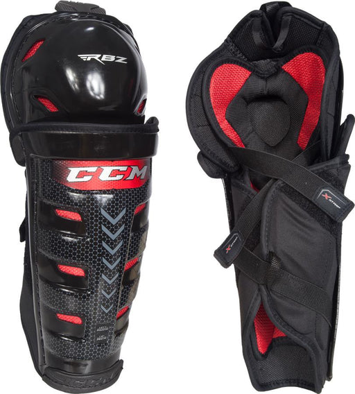 SHIN GUARDS CCM RBZ 130 SENIOR 15""