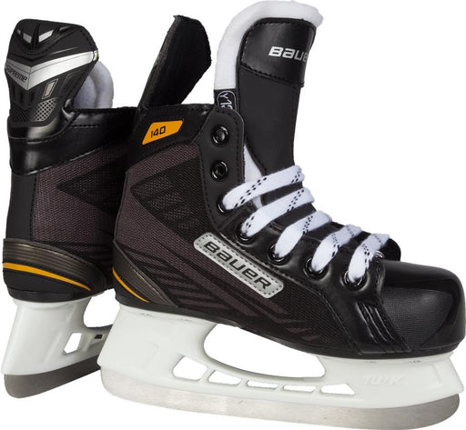 Bauer Supreme 140 Youth Ice Hockey Skates  8R