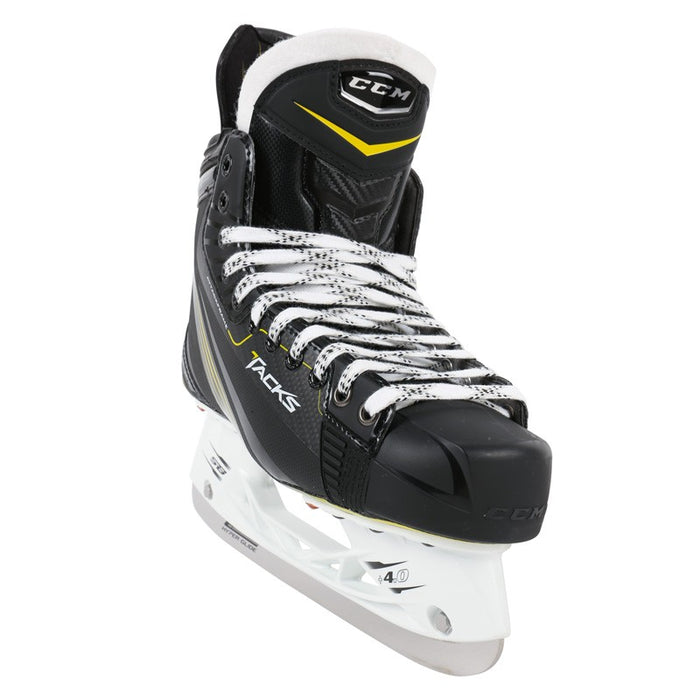 CCM Tacks Senior Ice Hockey Skates 10D