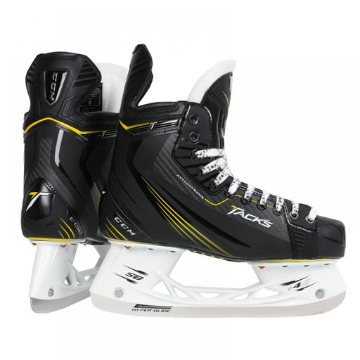 CCM Tacks Senior Ice Hockey Skates 9.5D